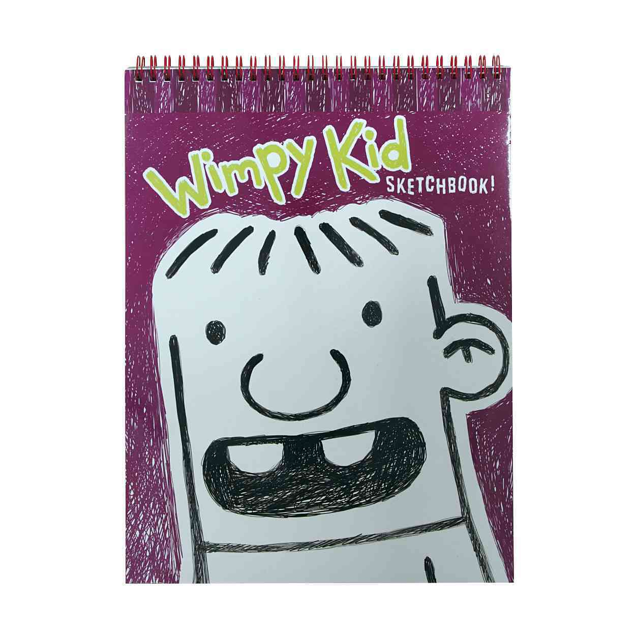 Wimpy Kid Rowley Sketchbook By Kinney, Jeff